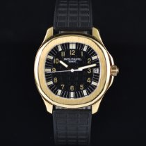 Patek Philippe Aquanaut Or jaune 38mm Noir Arabes France, Paris