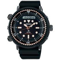 Seiko Reloj nuevo 2020 48mm Cuarzo Reloj con estuche y documentos originales