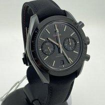 Omega Speedmaster Professional Moonwatch Ατσάλι 44mm Μαύρο Xωρίς ψηφία