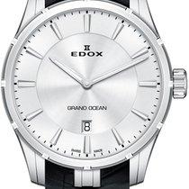 Edox 41mm Quartz 56002 3C AIN yeni