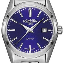 Roamer Searock Acero 30mm Azul