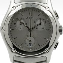 Ebel 9251F41 Steel 2010 Classic 42mm pre-owned