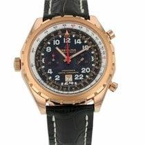 Breitling Chrono-Matic (submodel) nuevo Automático Cronógrafo Reloj con estuche y documentos originales H2236012/B818