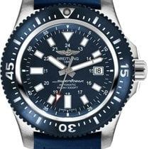 Breitling Superocean 44 Steel 44mm Blue United States of America, Florida, Sarasota