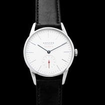 NOMOS Orion Neomatik Steel 36.00mm White United States of America, California, Burlingame