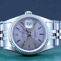 Rolex 16234 Acero y oro 1991 Datejust 36mm usados