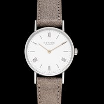 NOMOS Ludwig 33 Steel 32.8mm White United States of America, California, Burlingame