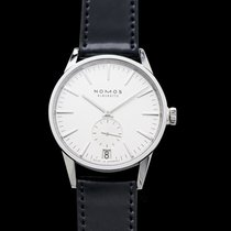 NOMOS Zürich Datum new 2020 Automatic Watch with original box and original papers 802