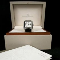 Jaeger-LeCoultre Staal 35mm Automatisch Reverso Squadra tweedehands