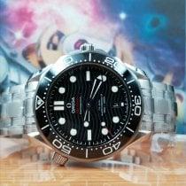 Omega Seamaster Diver 300 M nuevo 2020 Automático Reloj con estuche y documentos originales 210.30.42.20.01.001