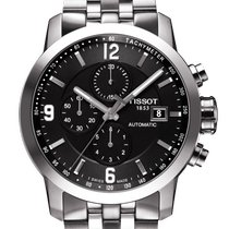 Tissot PRC 200 new Automatic Chronograph Watch with original box and original papers T055.427.11.057.00