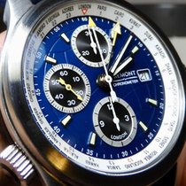 Bremont Steel 43mm Automatic ALT1-WT BLUE pre-owned United States of America, North Carolina, Winston Salem
