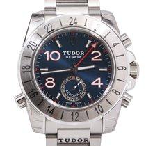 Tudor Sport Aeronaut Stahl Blau
