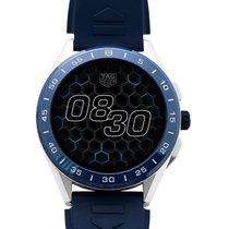 TAG Heuer Connected новые 2021 Кварцевые Часы с оригинальными документами и коробкой SBG8A11.BT6220