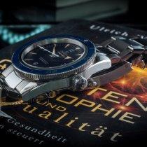 Omega Seamaster 300 Titanium 41mm Blue Arabic numerals