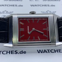 Jaeger-LeCoultre Grande Reverso Ultra Thin Steel 46.8mm Red