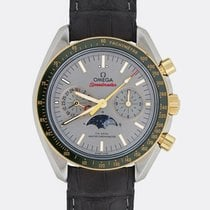 Omega Speedmaster Professional Moonwatch Moonphase Or/Acier 44.2mm
