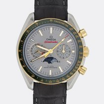 Omega Speedmaster Professional Moonwatch Moonphase Gold/Steel 44.2mm United Kingdom, London