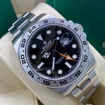 Rolex Explorer II Steel 42mm Black No numerals United States of America, Illinois, Springfield