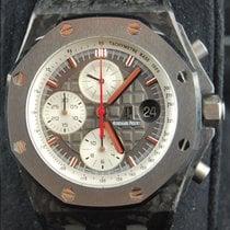 Audemars Piguet Royal Oak Offshore Chronograph Углерод 42mm Cерый