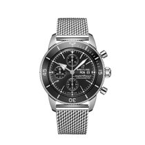 Breitling Steel 44mm Automatic A13313121 new