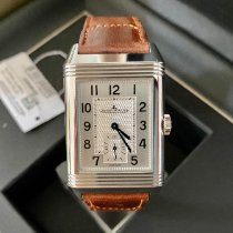 Jaeger-LeCoultre Reverso Duoface Steel 47mm Silver Arabic numerals United States of America, New York, Brooklyn