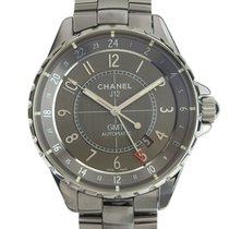 Chanel Titanium 41mm Automatic H3099 pre-owned