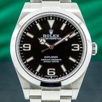 Rolex Explorer Steel 39mm Black United States of America, Massachusetts, Boston