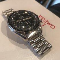 Omega Speedmaster Professional Moonwatch Steel 42mm Black No numerals United States of America, New York, NEW YORK