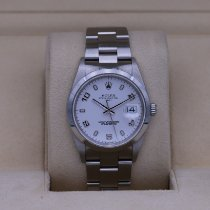 Rolex Oyster Perpetual Date Steel 34mm White No numerals United States of America, Tennesse, Nashville