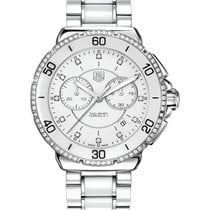TAG Heuer Formula 1 Lady CAH1213.BA0863 Unworn Steel 41mm Quartz