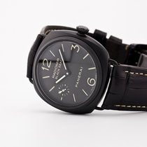 Panerai Radiomir Black Seal Ceramic 45mm Black Arabic numerals United States of America, New Jersey, Oradell