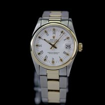 Rolex 6824 Or/Acier 1976 Datejust 31mm occasion