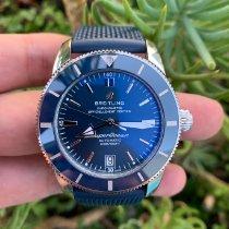 Breitling Superocean Héritage II 42 Acél 42mm Kék Számjegyek nélkül