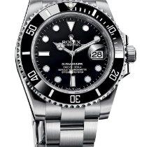 Rolex Submariner Date 126610LN Nuevo Acero 41mm Automático