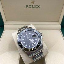 Rolex Sea-Dweller 126600 Muy bueno Acero 43mm Automático