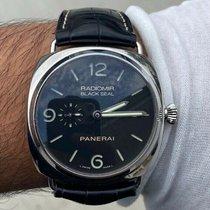 Panerai Radiomir Black Seal 3 Days Automatic Steel 45mm Black Arabic numerals United States of America, Illinois, Morton Grove