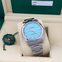 Rolex Oyster Perpetual Steel Blue United States of America, Florida, Miami