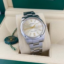 Rolex Oyster Perpetual Steel 41mm Silver No numerals United States of America, Florida, Miami