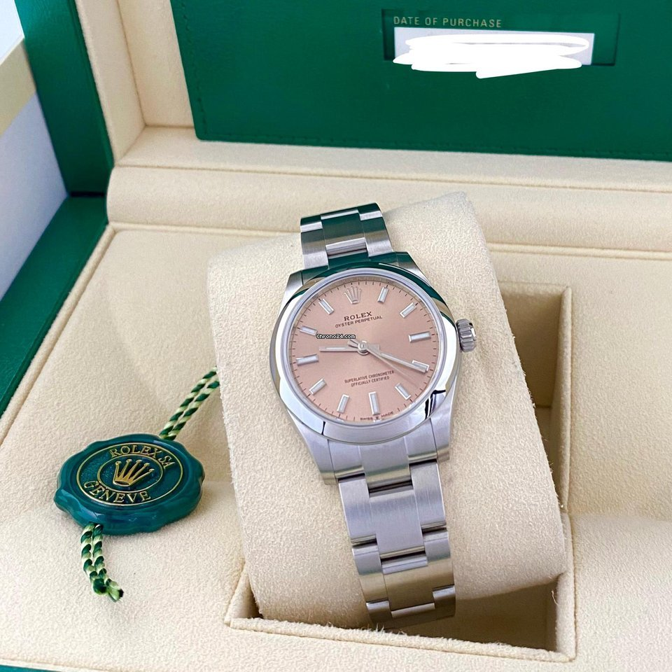Rolex Oyster Perpetual 31 277200 2020 new