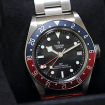 Tudor Acier Remontage automatique 41mm occasion Black Bay GMT