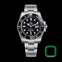 Rolex Submariner (No Date) nuevo 2017 Automático Reloj con estuche y documentos originales 114060
