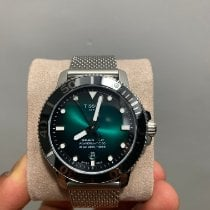 Tissot Seastar 1000 Acero 43mm Verde