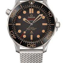 Omega Seamaster Diver 300 M 210.90.42.20.01.001 New Titanium 42mm Automatic
