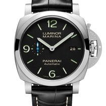 沛納海 Luminor Marina 1950 3 Days Automatic PAM 01312 2020 新的