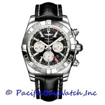 Breitling Chronomat GMT new Automatic Chronograph Watch with original box and original papers AB041012/BA69