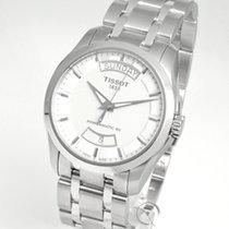 Tissot Couturier neu Automatik Uhr mit Original-Box und Original-Papieren T035.407.11.031.01
