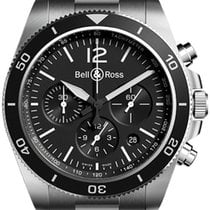 Bell & Ross BR V3 Steel 43mm Black United States of America, New York, Airmont