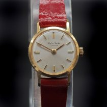 Wyler Vetta Yellow gold 19mm Manual winding pre-owned