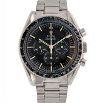 Omega Speedmaster Professional Moonwatch Staal 42mm Zwart Geen cijfers Nederland, Klaaswaal